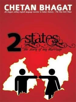 Chetan Bhagat's 2 States review by G Swaminathan