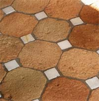 Terracota Floor Tiles