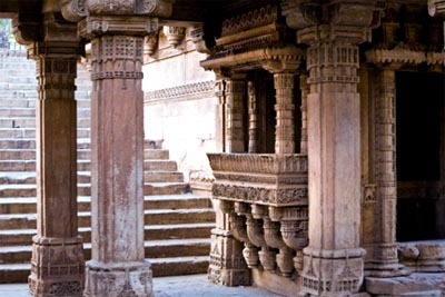 Adalaj - Steps to Entrance