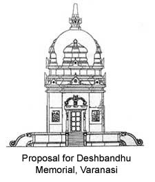 Proposal for Deshbandhu Memorial, Varanasi