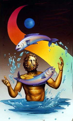 Pisces:The sign of Mystics by Rohini Ranjan