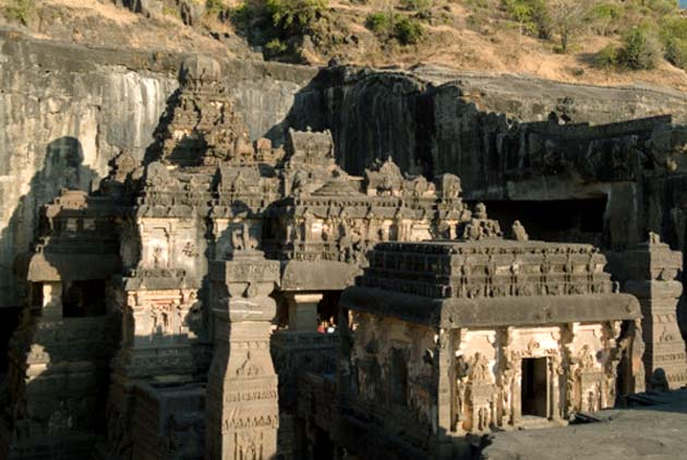 Kailash Temple Ellora, India