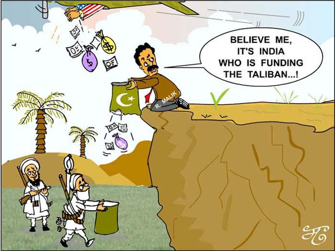 Who Funds Taliban