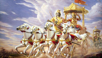 a literary analysis of bhagavad gita Solving in gita it can be seen that bhagavadgita is a systematic scientific  approach for solving problem faced by a bold warrior who combines in himself.