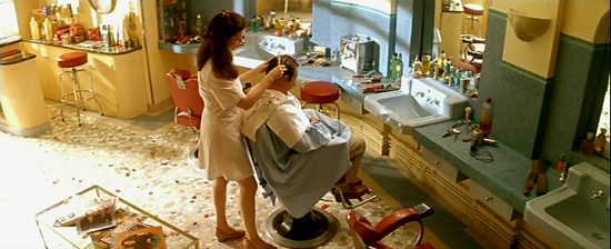 Antoine As An Visits The Salon Where He Meets Hairdresser Mathilde