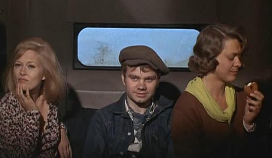 Bonnie and Clyde (1967) by P. G. R. Nair