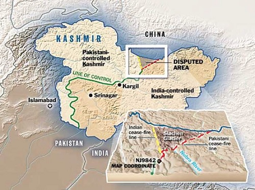 Image result for Siachen : World's Highest Battlefield