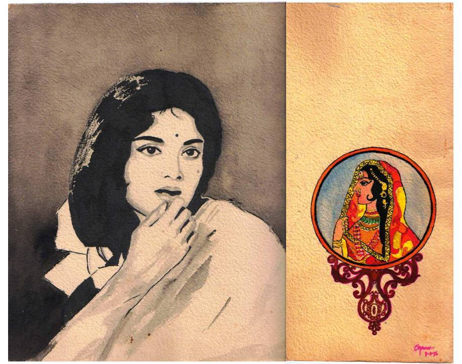Then Nilavu 1961 All Songs Jukebox: Vyjayanthimala: The Icon Of Feminine Beauty By G Swaminathan