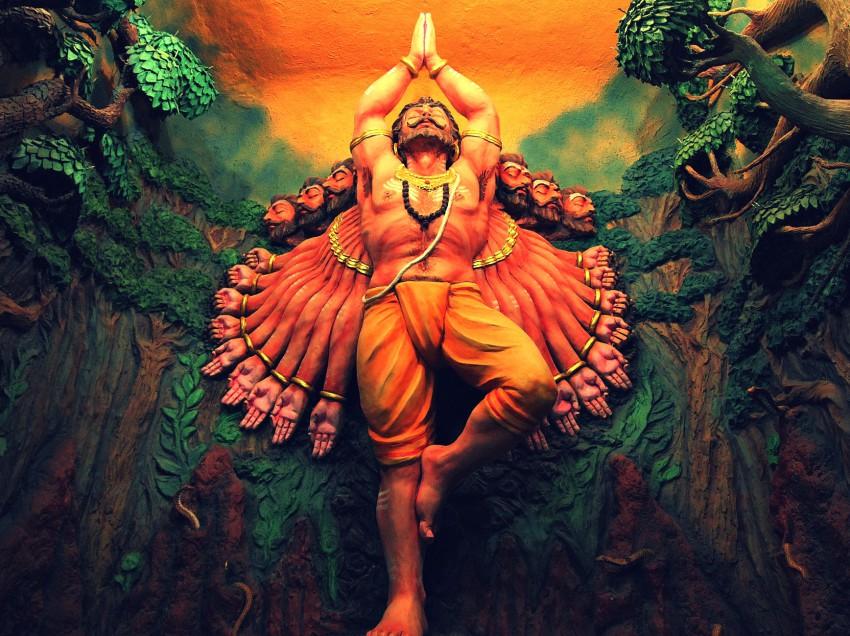 The Progenitor Ravana Folklore Of Central India By Shweta Joshi
