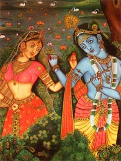Krishna and Radha  A Dialogue2.jpg